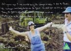Christine milne card