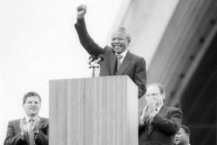 Mandela newspix