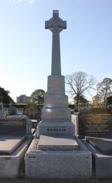 Scullin Monument, Melbourne General Cemetery
