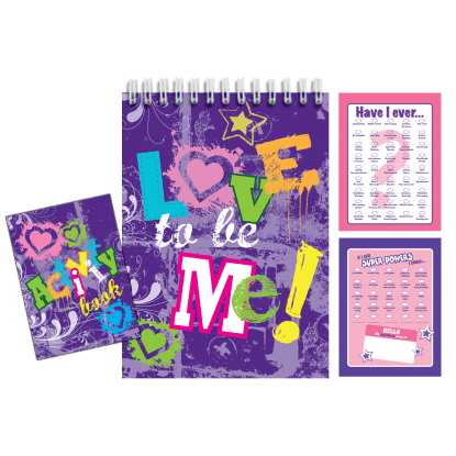 Picture of Love to Be Me Activity Book