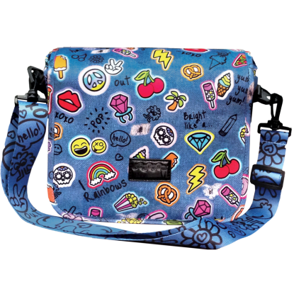 Picture of Patches Crossbody Bag