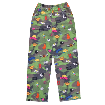 Picture of Camo Plush Pants