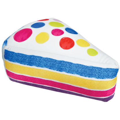 Picture of Polka Dot Cake 3D Scented Microbead Pillow