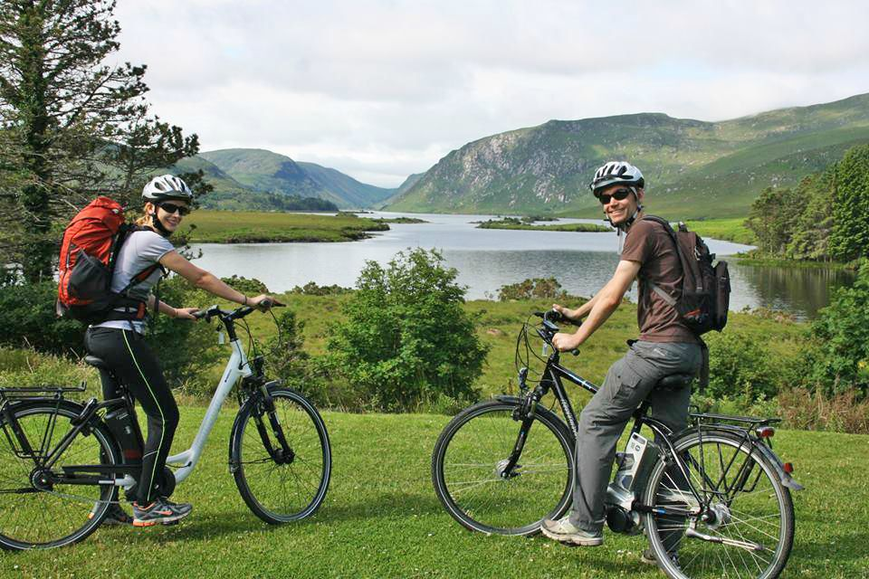 Electric Bicycle Tours Ireland