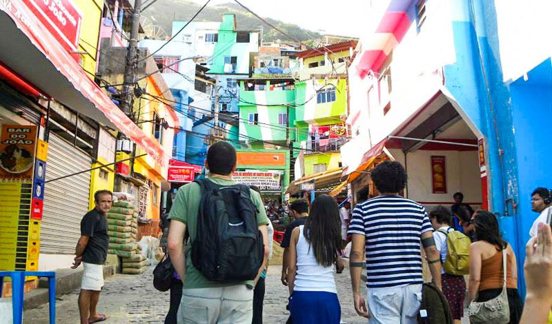 Rio Favela Tour - Immerse in Daily Life of Brazil Favelas ...