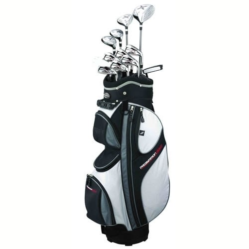 Prosimmon_X9_Mens_GraphiteSteel_Golf_Set_with_Bag