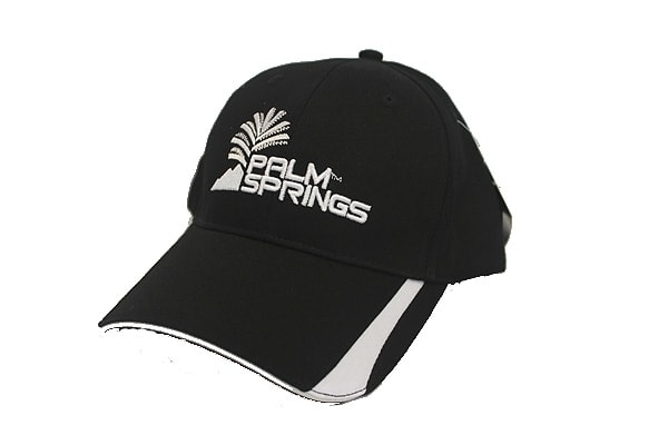 Palm_Springs_Golf_Adjustable_Golf_Cap
