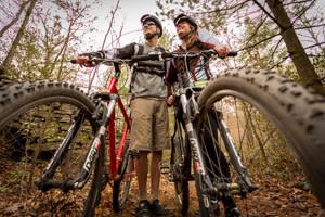 Mountain Biking in Hershey Harrisburg