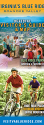 2014 Roanoke Visitor's Guide Small
