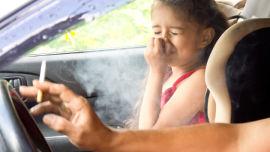Smoking kills innocent children too.