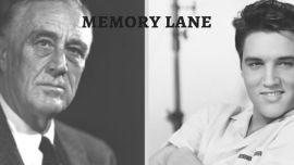 Memory lane january 30.