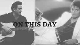 Johnny Cash & Michael Jackson.