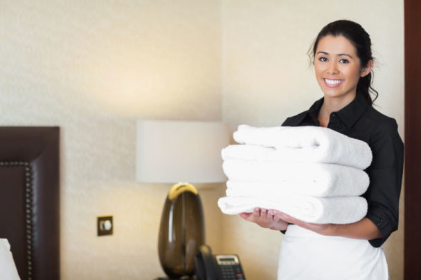 An experiment using hotel towels threw up some very interesting results.