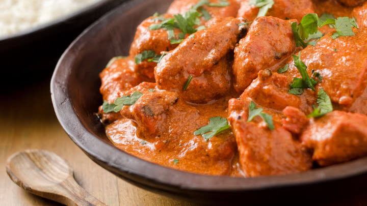 Everybody loves a good butter chicken.