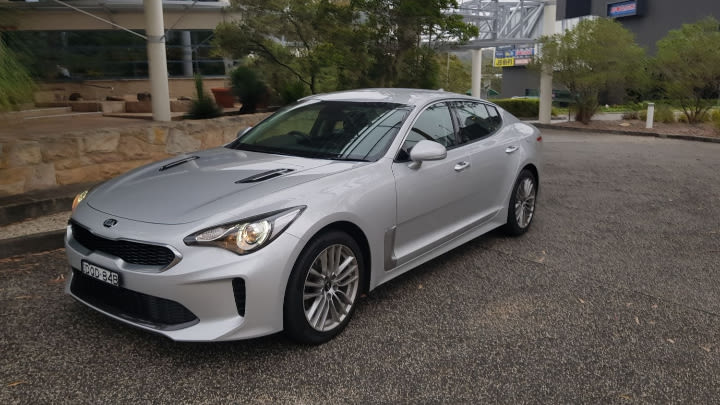 It's the base model.