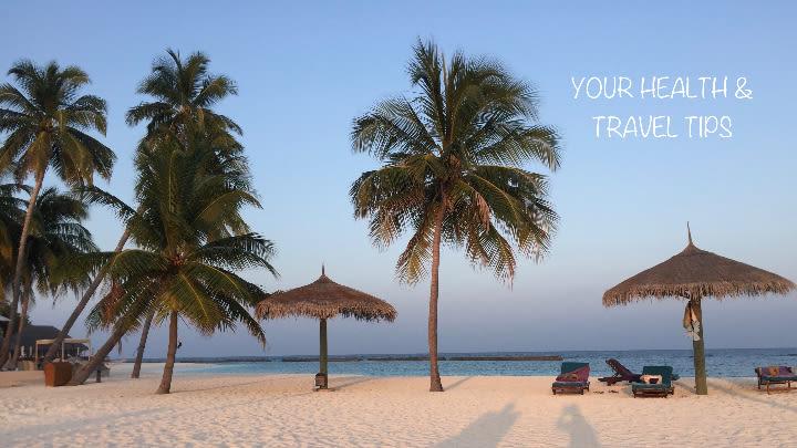 Possess the World Travel Health Tips.
