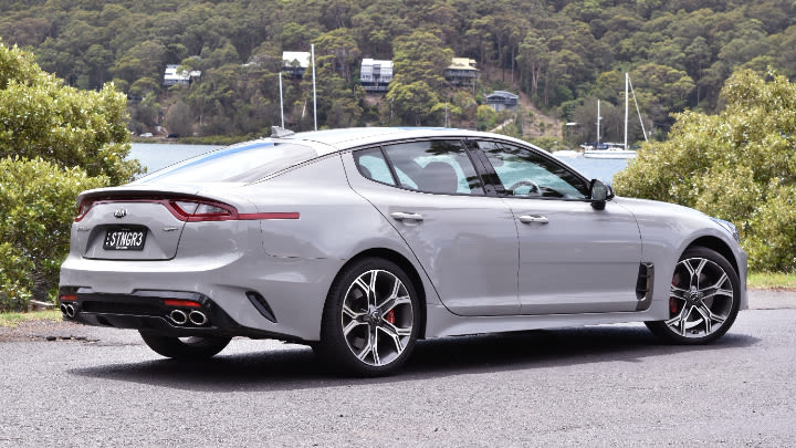 The Stinger will reshape the family sedan market, whether its rivals like it or not.