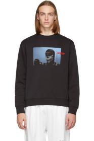 Black Hooligan Sweatshirt