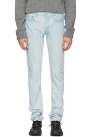 아페쎄 A.P.C. Blue Petit Standard Jeans