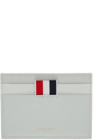 Thom Browne 톰 브라운 Grey Multi Card Holder