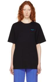 Black Gradient Slim Fit T-Shirt