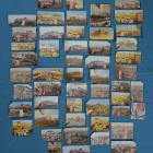 Sara Cwynar, Encyclopedia Grid (Acropolis), 2014, chromogenic print mounted to Plexiglas, 40 × 32 in. (101.60 × 81.28 cm.,) edition of 3 with 2 AP, SC_FP2950