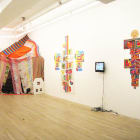 Jessica Ciocci, 2006, installation view, Foxy Production, New York