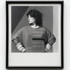 Robert Mapplethorpe, Dianne B, 1982, B&W print, 14 × 14 in.
