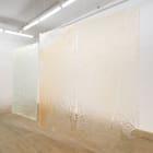 Ester Partegàs, 2015, installtion view, Foxy Production, New York