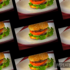 Michael Bell-Smith, The Hamburger Presets, 2011, HD video with sound, dimensions variable,