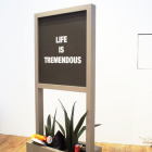 Ester Partegàs, Life Is Tremendous, 2005, wood, enamel, plaster, resin, acrylic, 80 x 36 x 18 in. (203 x 91.5 x 46 cm.,) edition of 3 with 1 AP, EP_FP657