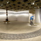 Hany Armanious, Adventures With Form in Space: 4th Balnaves Foundation Sculpture Project, 2006, installation view, Art Gallery of New South Wales, Sydney