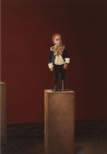 Samuel Samuels IV, Artist Unknown, 2020, human being and mixed media, dimensions variable