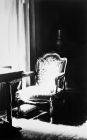 Untitled (Chair in Sunlight, Sitting Room, 1938)