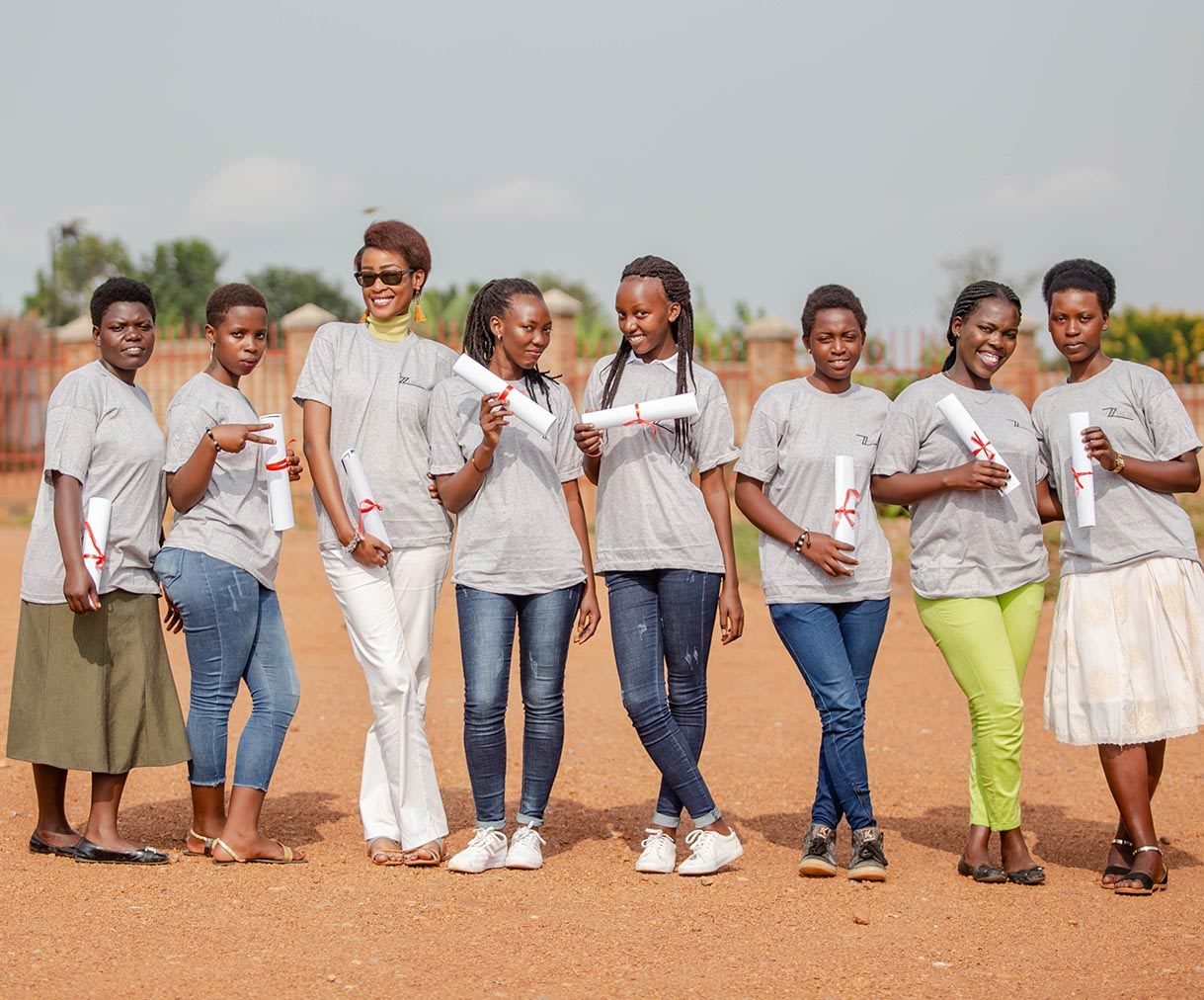 UZURI K&Y on duty of changing women's life