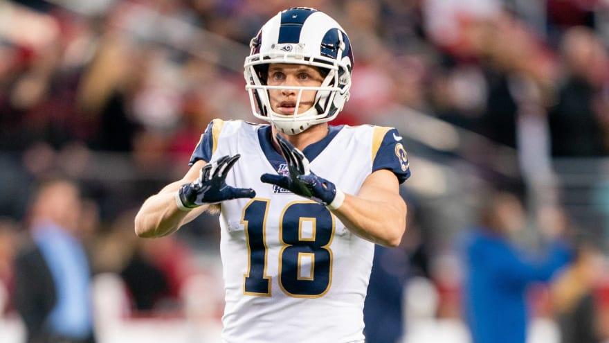 Cooper Kupp Switching Rams Jersey From No 18 To No 10 Yardbarker
