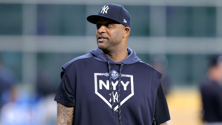 CC Sabathia feels 'cheated' out of World Series titles by Astros, Red Sox