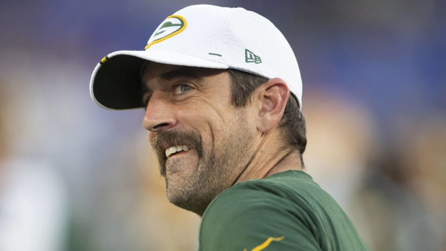 Aaron Rodgers Reveals How Long He Intends To Play Yardbarker