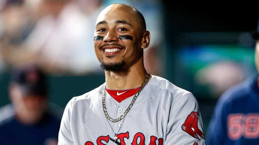Padres reportedly willing to trade high-profile pitching prospect to land Mookie Betts