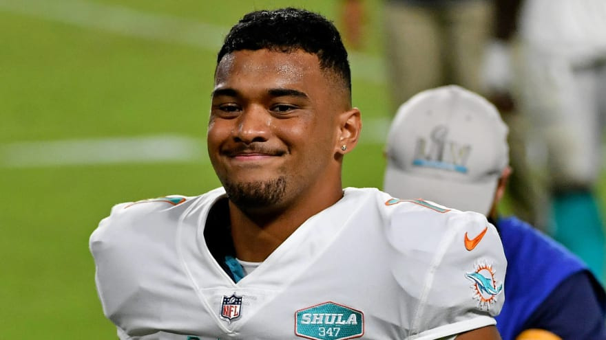 Dolphins To Start Tua Tagovailoa In Week 8 Yardbarker