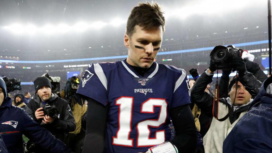 Robert Kraft: Patriots 'plan to' bring back Tom Brady