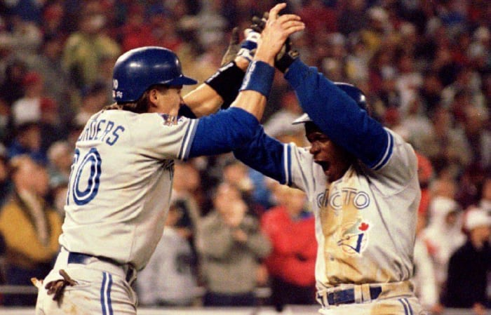 1993: Game 4 - Toronto Blue Jays 15, Philadelphia Phillies 14