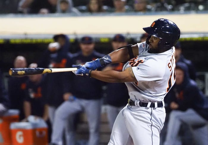 Detroit Tigers: Christin Stewart, OF