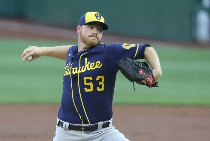 Milwaukee Brewers: Brandon Woodruff, SP