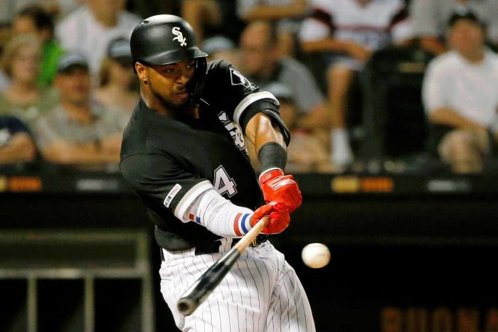 2017: White Sox acquire Eloy Jimenez, Dylan Cease and two other prospects from the Cubs for Jose Quintana