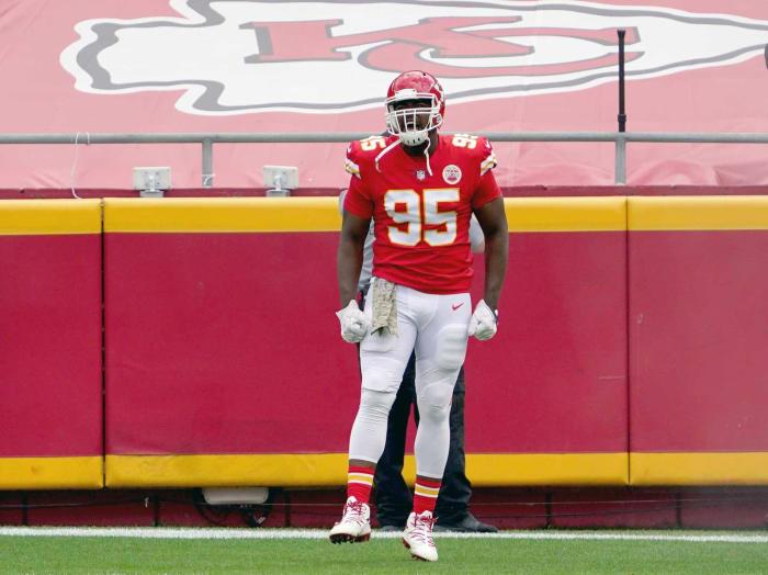 Chiefs: Chris Jones, DT