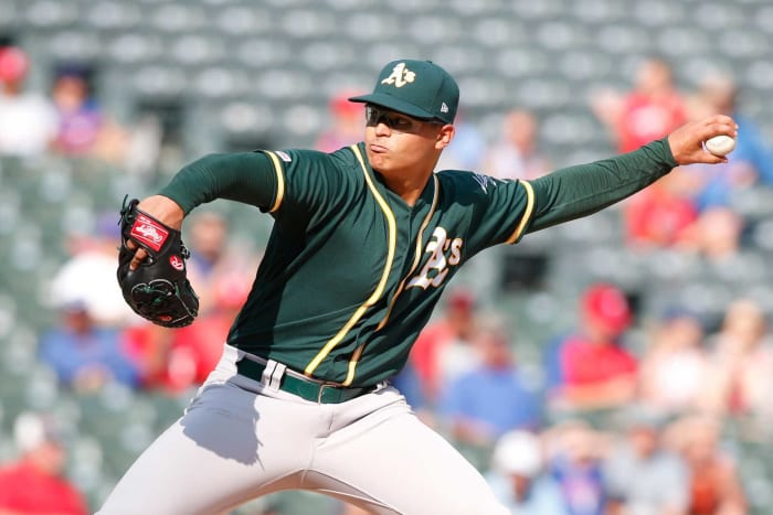 Oakland Athletics: Jesus Luzardo, SP