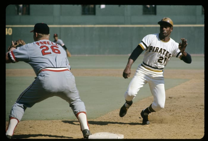 Pittsburgh wins another World Series, and Clemente is the MVP