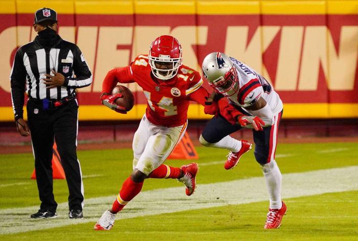 Chiefs: Sammy Watkins, WR