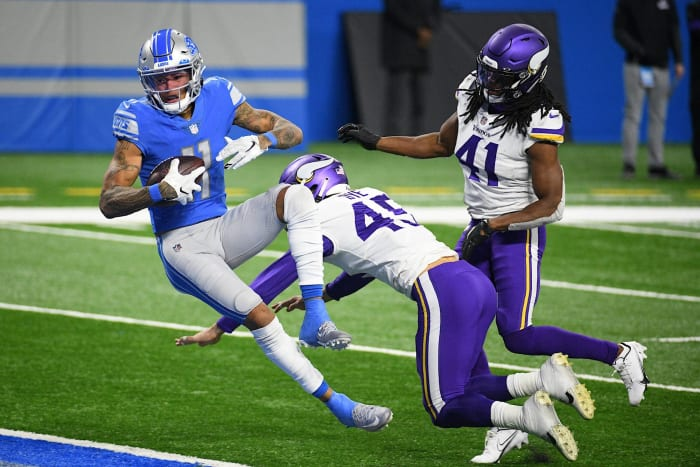 Lions passing attack now features gaping voids